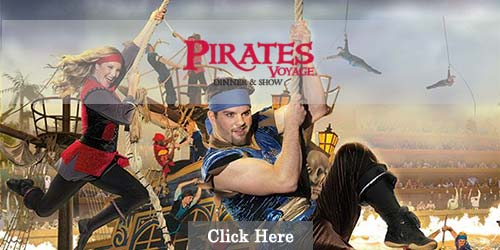 Dolly Parton's Pirates Voyage Dinner & Show