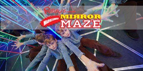 Ripley's Marvelous Mirror Maze