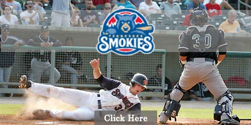 Tennessee Smokies Baseball