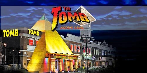 The Tomb Escape Game